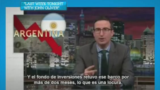 Jorge Lanata dedicó el programa de Periodismo Para Todos para mostrar cómo ven a la Argentina desde el exterior, haciendo foco en la pelea con los Fondos Buitre. Mirá el monólogo de este conocido comediante: