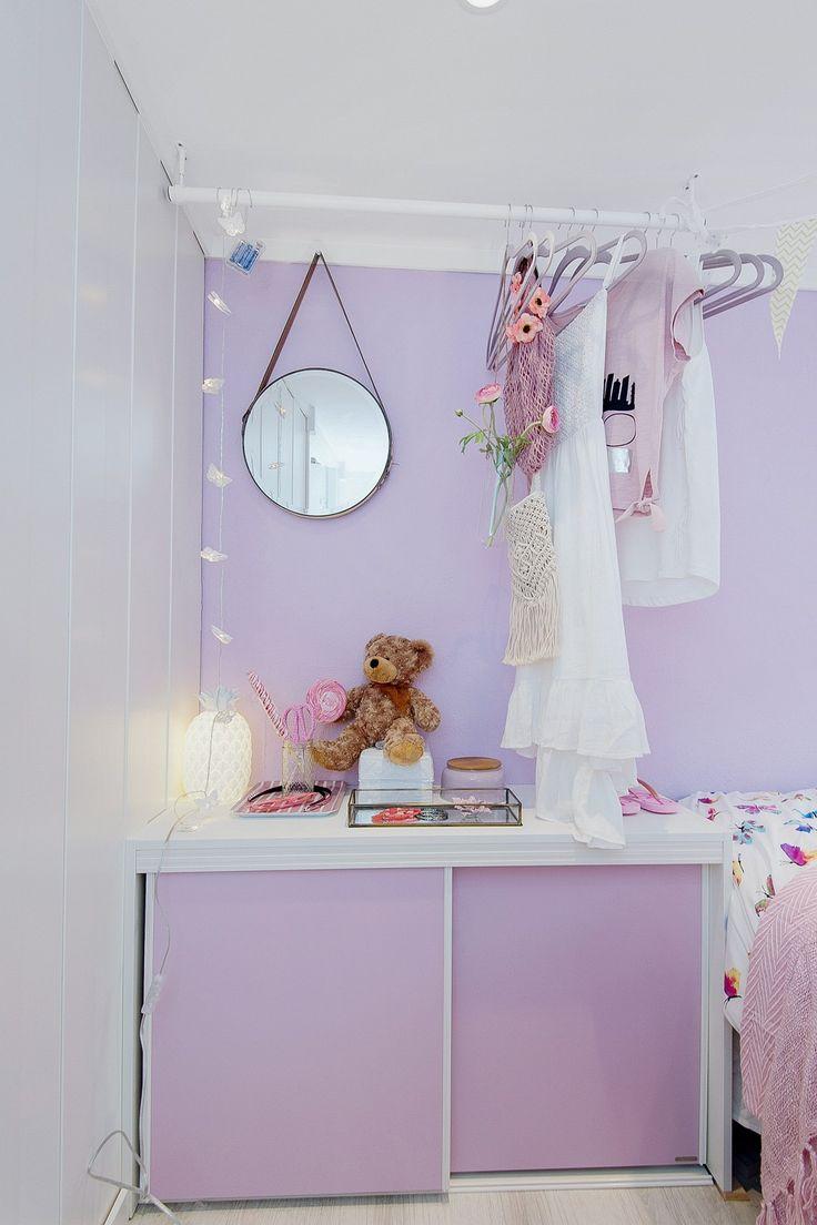 Leken oppbevaring på barnerommet - Byggmakker+