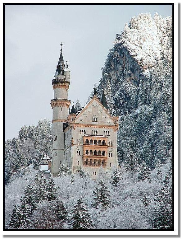 Neuschwanstein, Bayern