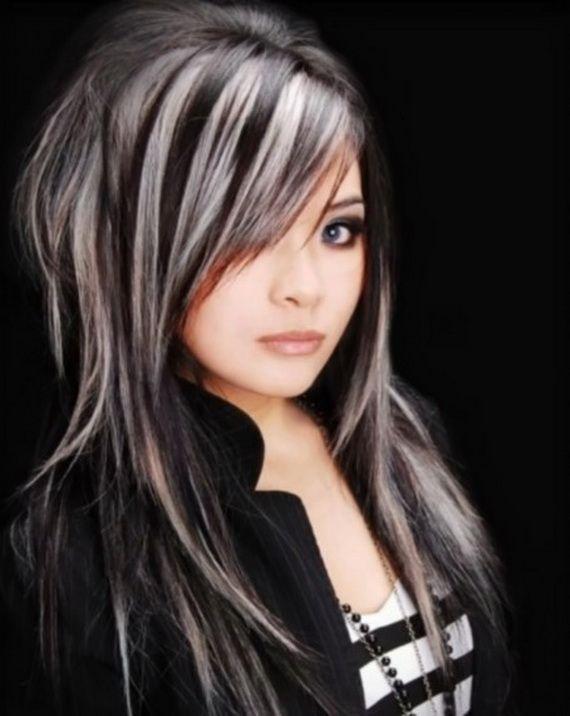 Glam-Highlights-for-Black-Hair-2012_01.jpg (570×716)