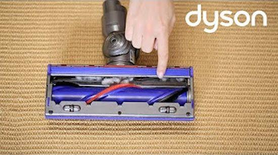 DYSON | V8 con Direct Drive - controllo blocchi/intasazioni [video] - http://www.complementooggetto.eu/wordpress/dyson-v8-direct-drive-controllo-blocchiintasazioni-video/