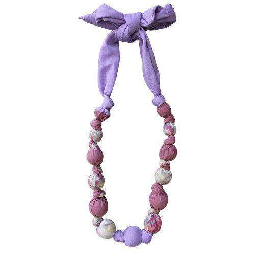 Sherbet Cotton Pretty Necklace   Daisy&Moose