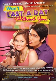 watch wont last a day without you online free | Pinoy