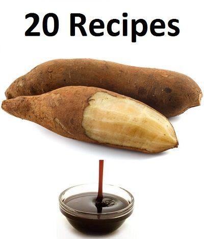 Yacon Syrup Recipes
