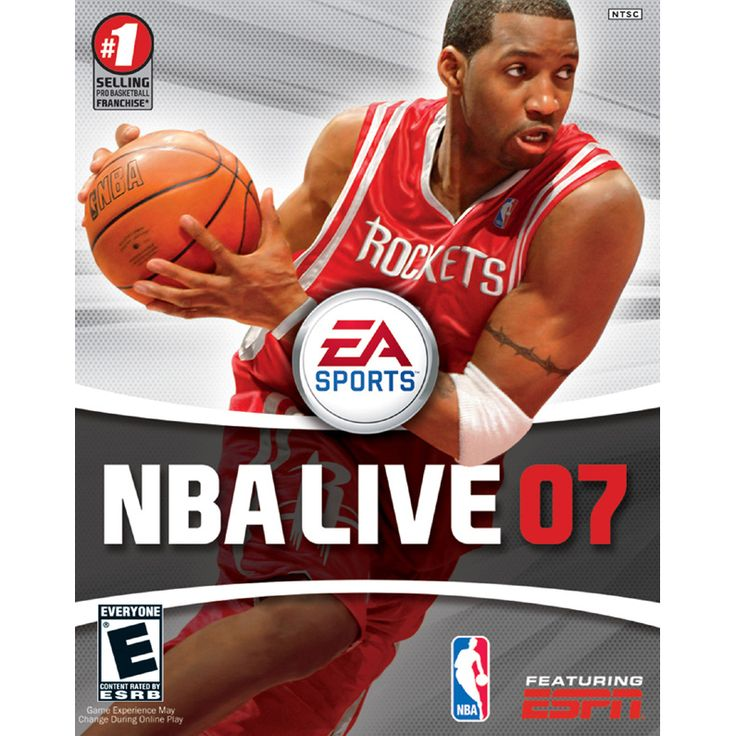 Tracy McGrady, NBA Live 07.