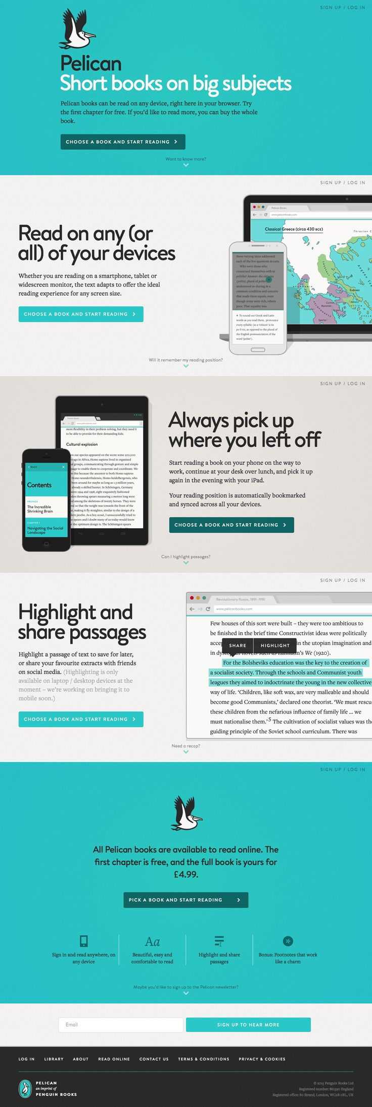 426 best design images on pinterest pelican books large screen website design fandeluxe Image collections
