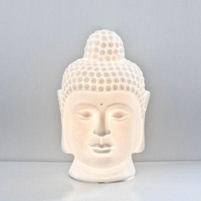 Leucht Buddha Kopf