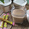 Ingrédients - 40 cl de lait - 15 cl de crème liquide - 10 carambars - 2 oeufs - 15 g de sucre  Recette de la...