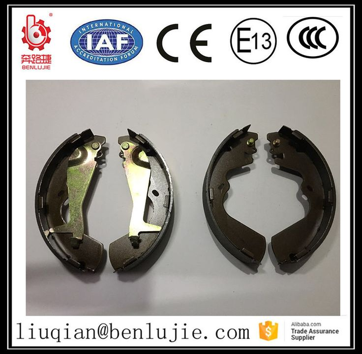 Good Quality Auto Car Parts 96473229 Rear Brake Shoes for Chevrolet AVEO