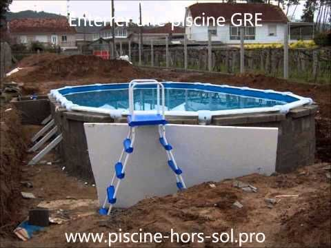 Installation d 39 une piscine gr hors sol piscine for Installer piscine hors sol