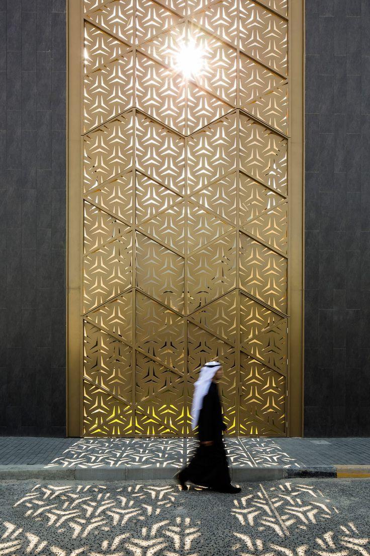 Krankenhaus in Kuwait / Licht hinter der Fassade - Architektur und Architekten - News / Meldungen / Nachrichten - BauNetz.de