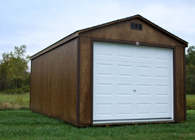 17 best images about storage sheds woodtex on pinterest for Overhead door for shed