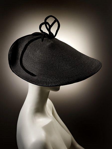 Straw hat, Otto Lucas, 1954.