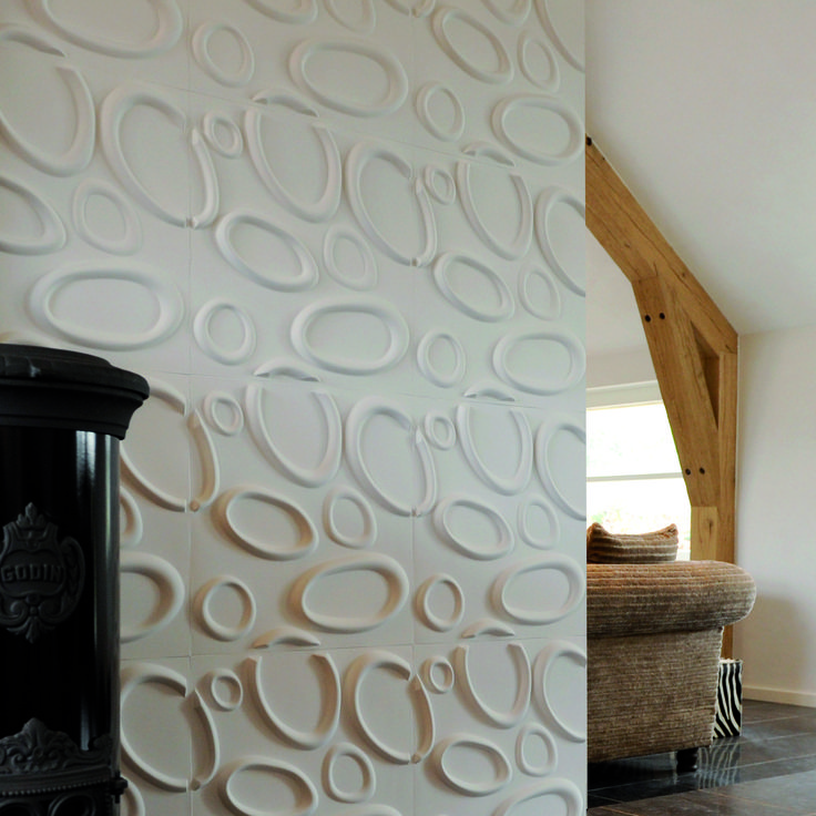 Splashes wall panels pack of 12