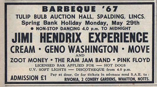Spalding was looking tasty in 1967