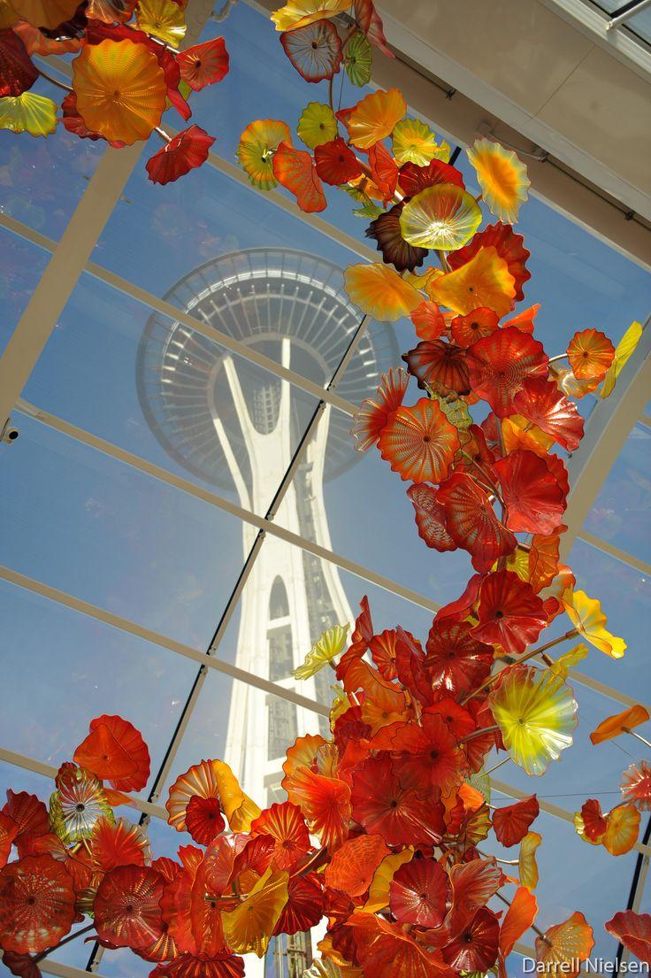 Chihuly Museum   Seattle, WA