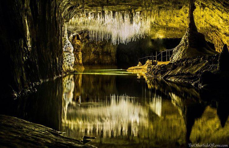 Grottes de Choranche en Vercors