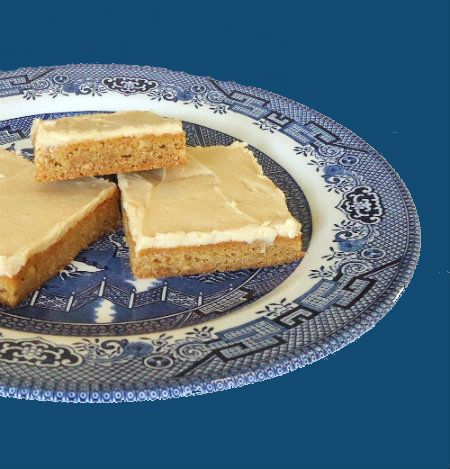 One Perfect Bite: Peanut Butter Blondies