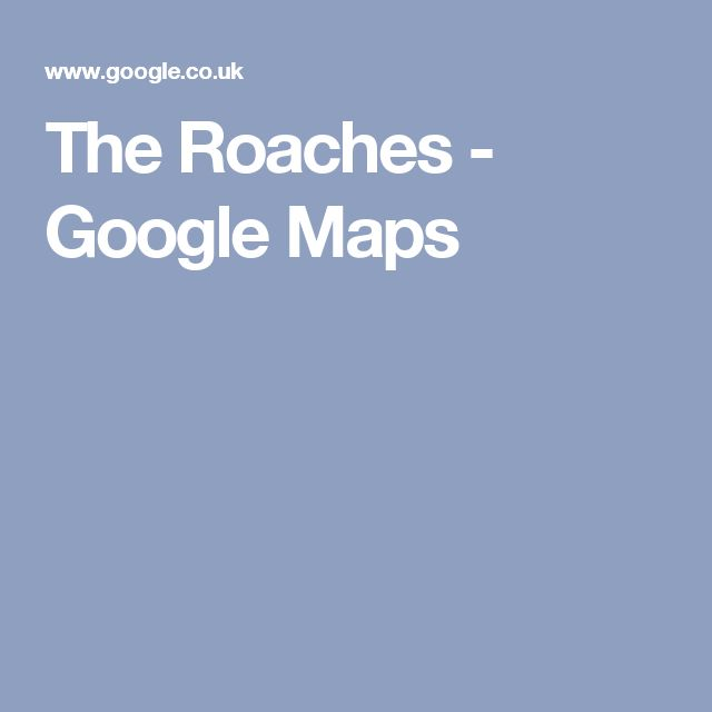 The Roaches - Google Maps Rocks to climb, top of hill with beautiful scenery similar to Valley of the Rocks - pay for parking - 15 min drive