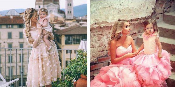 En Güzel Anne Kız Kıyafetleri - Blog | Nice Yaşlara
