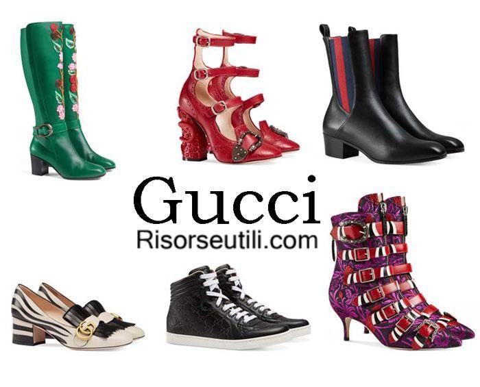 Shoes Gucci fall winter 2016 2017 footwear for women