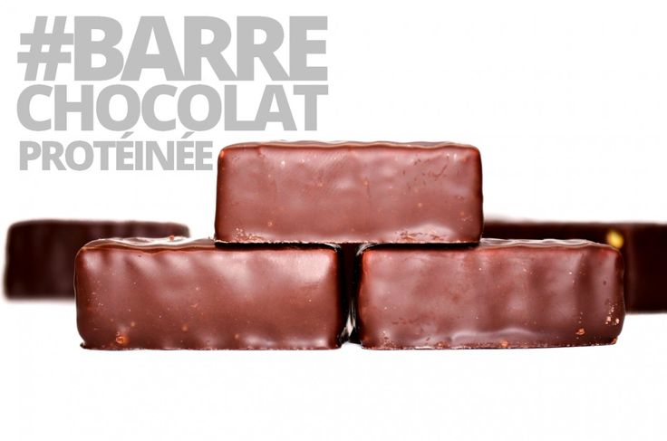 Barre chocolat Protéinée