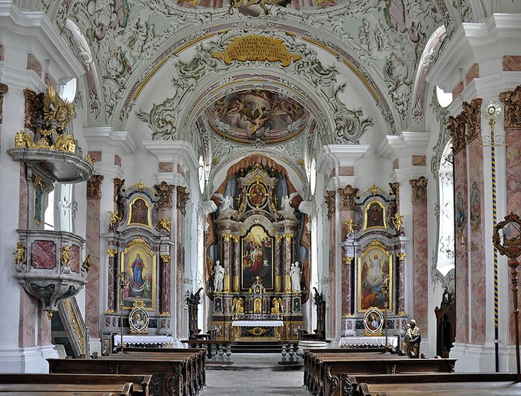 Innichen / San Candido (Italy) - St Michael Parish