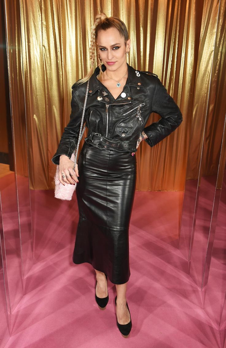 Alice Dellal attends the Elle Style Awards 2017