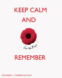 keep calm and remembrance day - Google Search