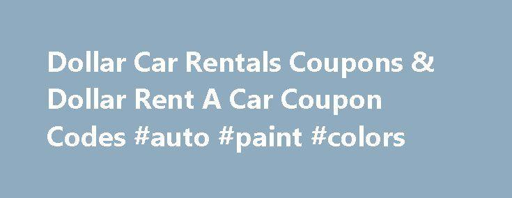 Dollar Rent A Car Coupon Code: 25+ Best Ideas About Paint Color Codes On Pinterest