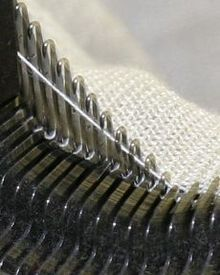 Knitting machine - Wikipedia, the free encyclopedia