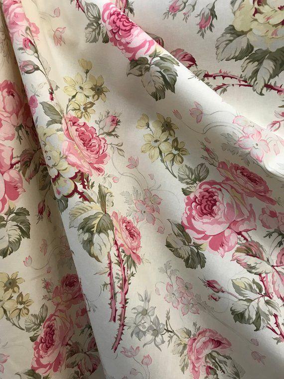 Summer S Rose Home Decor Fabric Fabric Decor Home Decor Fabric