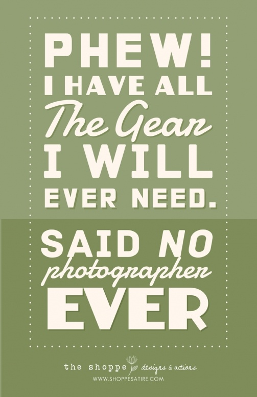 Shoppe Satire ~ Humor for Photographers ~ Photography Jokes » The Shoppe Designs Blog