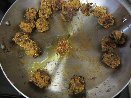 quinoa meatballs 078 | Healthy crap | Pinterest