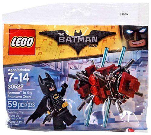 LEGO - The LEGO Batman Movie - (30522) Polybag - Batman in the Phantom Zone - 59 pieces...