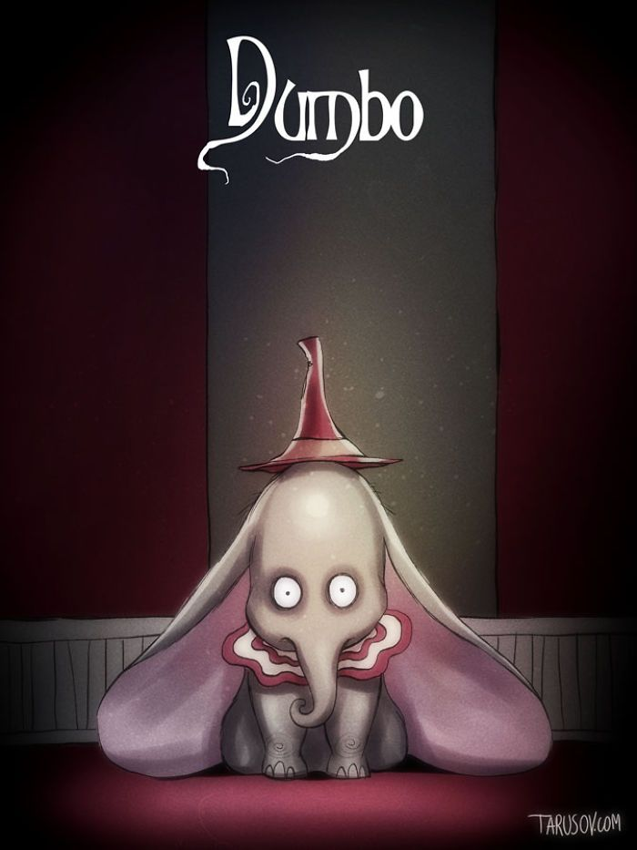 Tim Burton Disney Movies Andrew Tarusov9