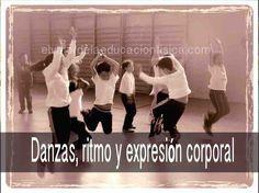 danzas del mundo, ritmo y expresió corporal