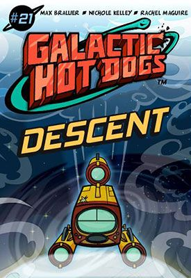 Galactic Hot Dogs, a free online comic from Funbrain.com