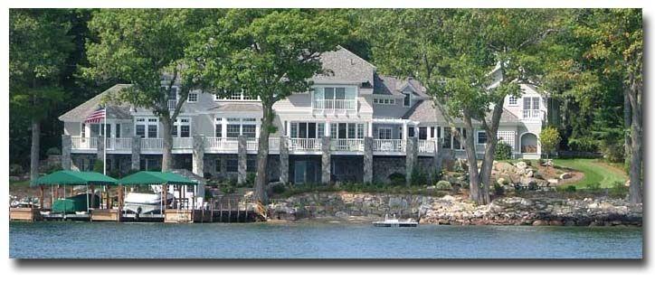 New Hampshire Property and Real Estate on Lake Winnipesaukee