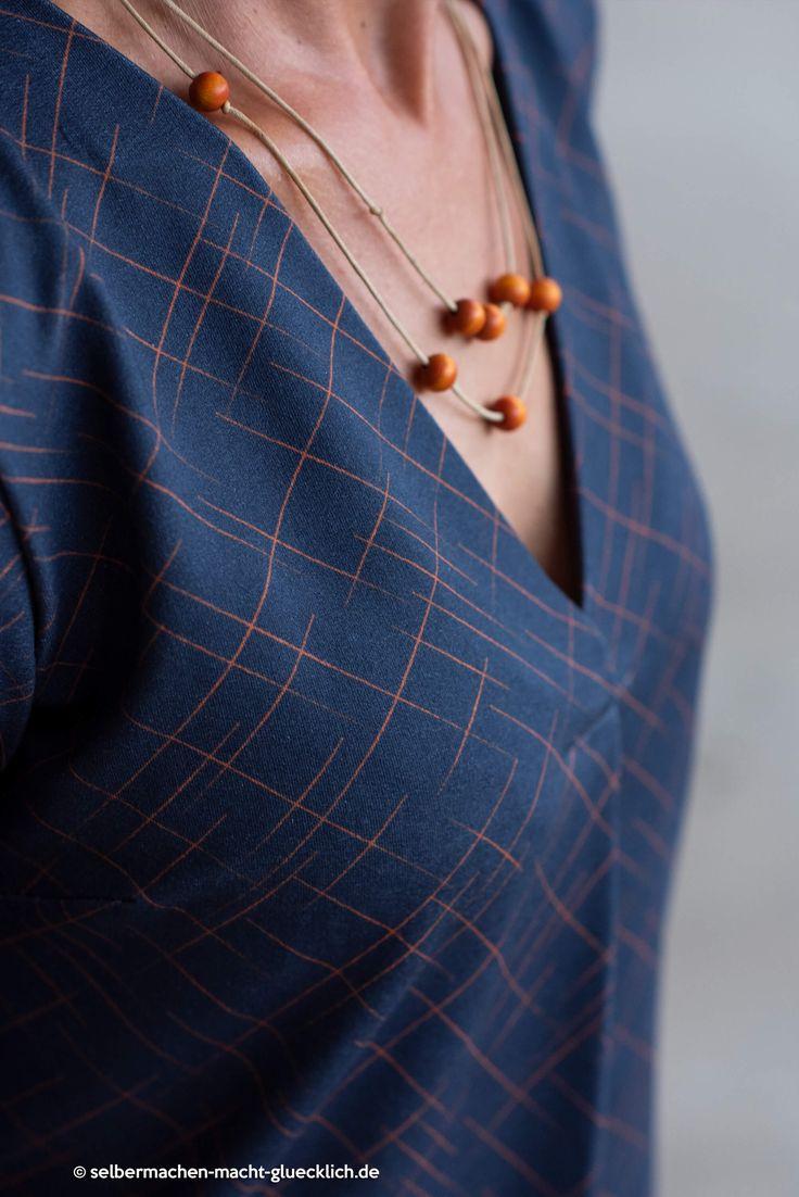 Das perfekte Wohlfühl-Kleid für festliche Anlässe selber nähen! – Selbermachen macht glücklich