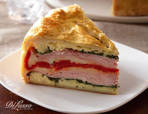 Italian Food ~ #food #Italian #italianfood #ricette #recipes ~ Torte Milanese