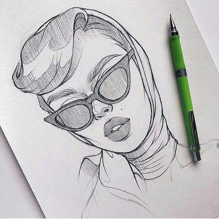Fantastic sketches 😍 Follow @sketch_dailydose for more art ...
