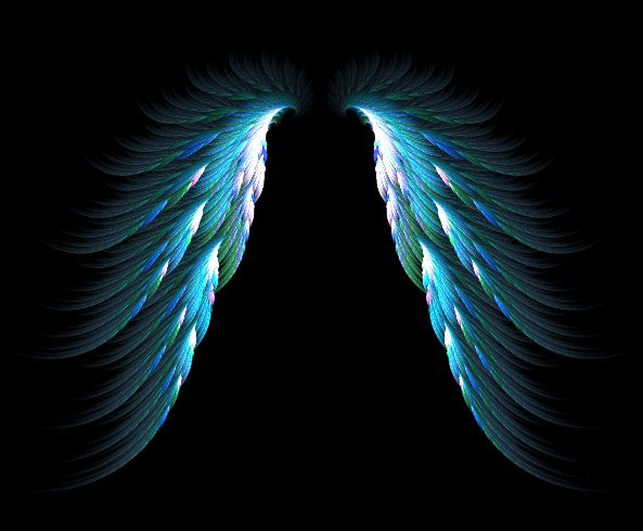 """""""When angels visit us, we do not hear the rustle of wings,  nor feel the feathery touch of the breast of a dove;  but we know their presence by the love they create in our hearts."""" ~ Mary Baker Eddy"""