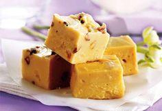 Recette Fudge à l'érable #recette #cuisine