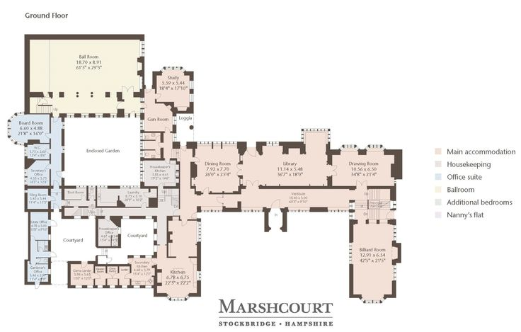 Marsh Court Floor Plans Castles Amp Palaces Pinterest Architecture And Architecture Plan