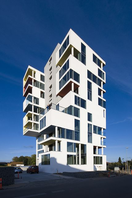 Find This Pin And More On Contemporary Apartment Buildings By Craigpurcell.