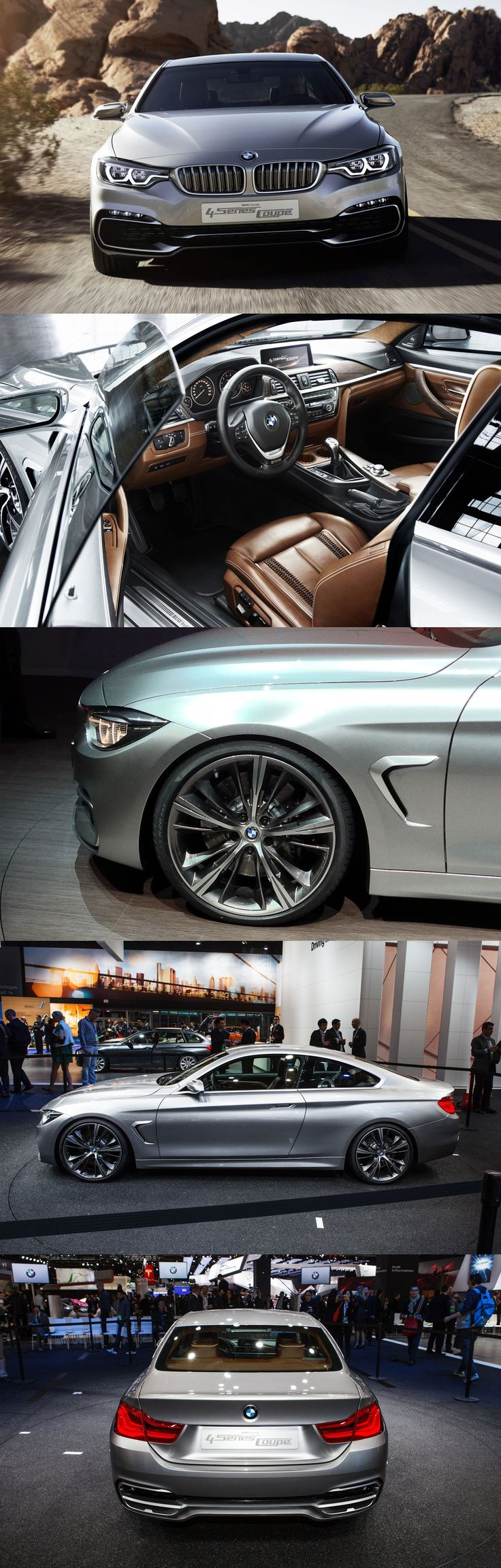 BMW 4-Series Coupe Concept - with financial independence you would be able to…