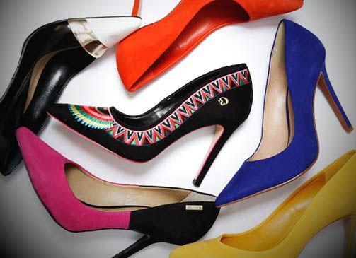 scarpin sapato