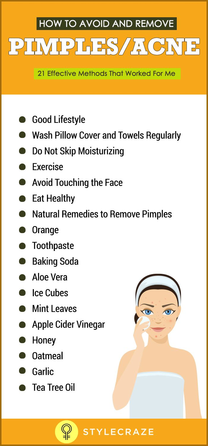 If you are fed up of popping painful pimples, it is high time you do something about them. Prevention is the way to go. How do you prevent acne or pimples? Which products or remedies work best?
