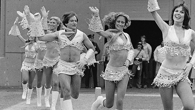 A Not-So-Brief and Extremely Sordid History of Cheerleading | Mother Jones #cheer #history